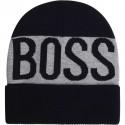Chłopięca czapka z dzianiny Hugo Boss 003918