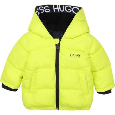 Zimowa kurtka niemowlęca Hugo Boss 003919