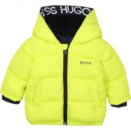 Zimowa kurtka niemowlęca Hugo Boss 003919 A