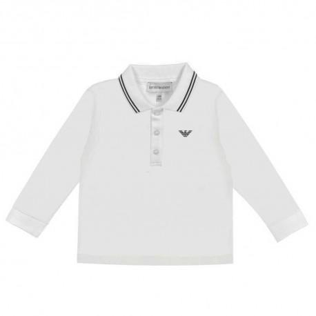 Koszulka polo dla małego chłopca Armani 003926 a