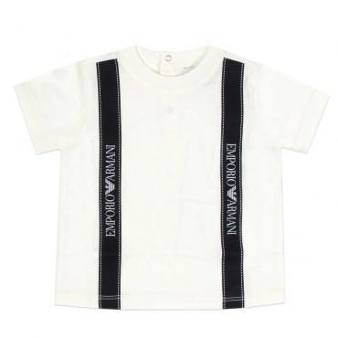 T-shirt dla niemowlaka Emporio Armani 003929
