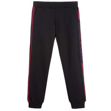 Spodnie dresowe dla chłopców Emporio Armani 003931 a