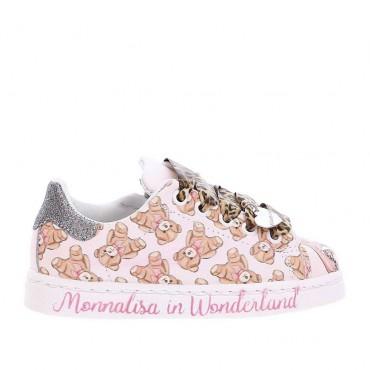 Buty dla dziewczynki Monnalisa Alicja 003936 A