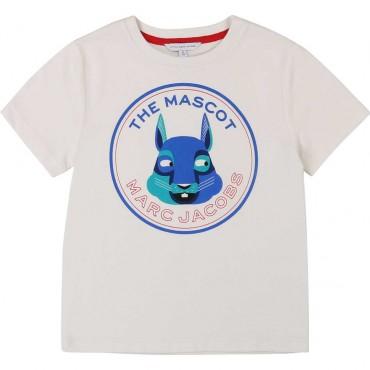 Koszulka chłopięca The Marc Jacobs 003962 A
