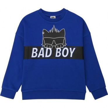 Bluza chłopięca Bad Boy Karl Lagerfeld 003976 A