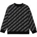 Bluza chłopięca z nadrukiem Karl Lagerfeld 003977