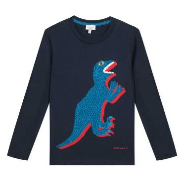 Koszulka dla chłopca Mini Me Paul Smith 004044