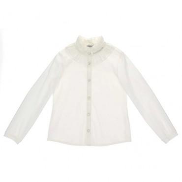 Elegancka koszula dla dziewczynki Monnalisa 004063