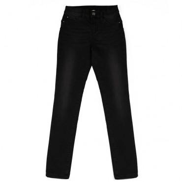 Czarne jeansy dla dziewczynki  Liu Jo 004085 a