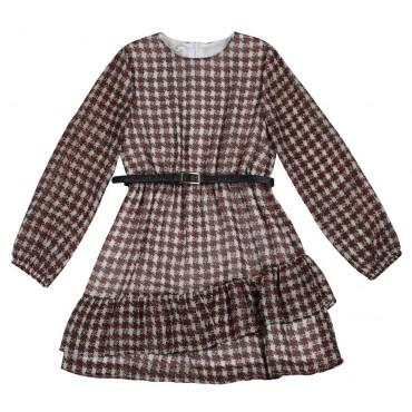 Wizytowa sukienka dla dziewczynki Liu Jo 004086 a