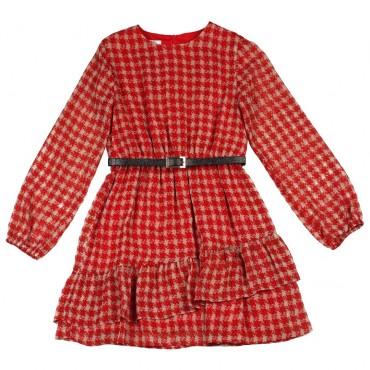 Elegancka sukienka dla dziewczynki Liu Jo 004087 a