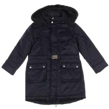 Długa kurtka dla dziecka D&G Dolce&Gabbana 004100 a