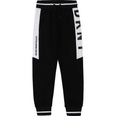 Sportowe spodnie dla chłopca DKNY 004115