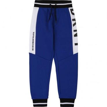 Spodnie dresowe dla chłopca DKNY 004116