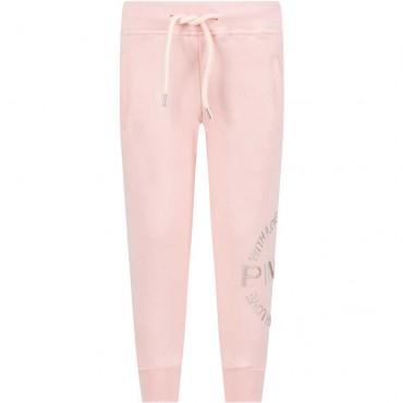 Sportowe spodnie dla dziewczynek Pinko Up 004135