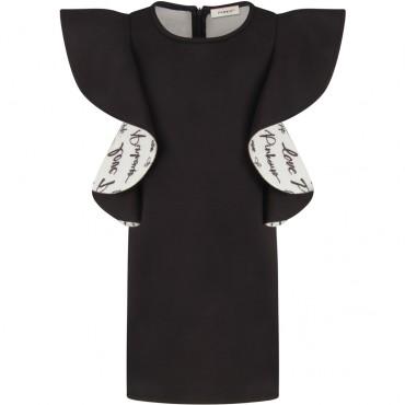 Neoprenowa sukienka dla dziewczynki Pinko 004146 a