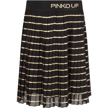 Plisowana spódnica dla dziewczynki Pinko Up 004162 A