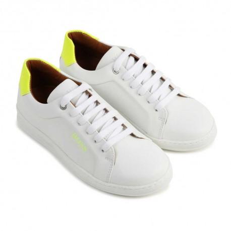 Sznurowane buty dla dziecka Hugo Boss 004175 a