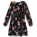 Sukienka dziewczęca z wiskozy Liu Jo 004183