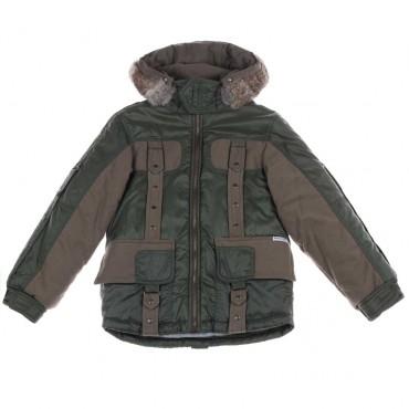 Odzież dla dzieci - kurtka chłopięca na zimę D&G 004190 a