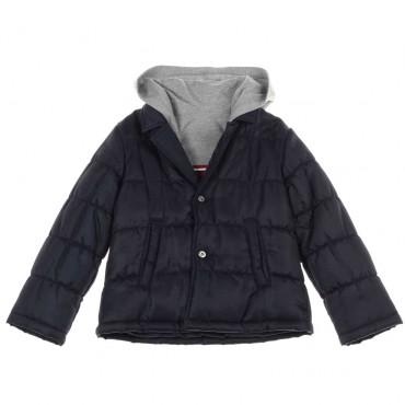 Kurtka chłopięca + bluza D&G 004192