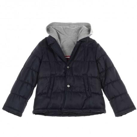 Ubrania dla dzieci - kurtka chłopięca + bluza D&G 004192 a