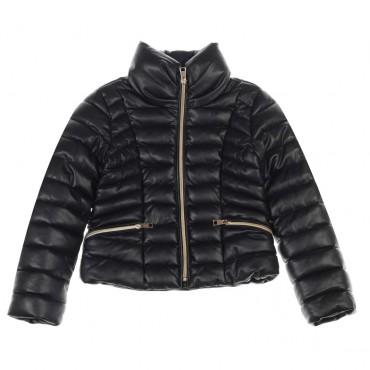 Krótka kurtka dla dziewczynki Liu Jo 004197 A - modne ubrania dla dzieci