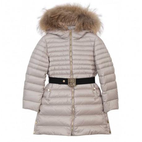 Płaszcz puchowy dla dziewczynki Liu Jo 004200 A