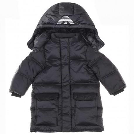 Kurtka chłopięca Ardor7 Emporio Armani 004213 a - ekskluzywne ubrania dla dzieci