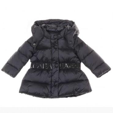 Niemowlęca kurtka dla dziewczynki Armani 004214 A - ubranka dla dzieci