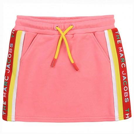Spódniczka dla dziewczynki The Marc Jacobs 004226 A - oryginalne ubranka dla dzieci - sklep euroyoung