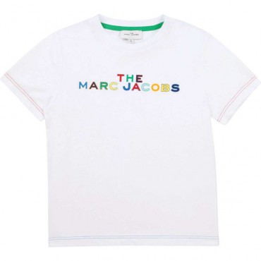 Koszulka chłopięca The Marc Jacobs 004223 a - ubrania dla dzieci euroyoung