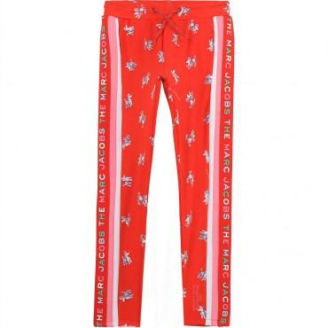 Spodnie dziewczęce w pudle  The Marc Jacobs 004224 A - sklep z ubraniami dla dzieci - euroyoung