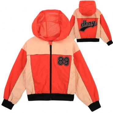 Wiatrówka dla nastolatki DKNY 004245 - kurtki młodzieżowe - sklep