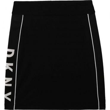 Sportowa spódnica dla dziewczynki DKNY 004256 - moda dla nastolatek