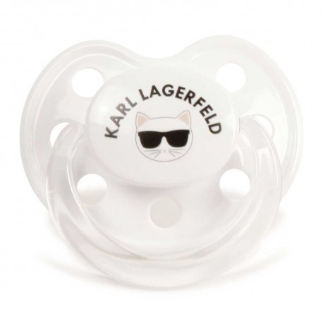 Smoczek niemowlęcy Karl Lagerfeld 004261 - ekskluzywne ubranka i akcesoria dla niemowląt