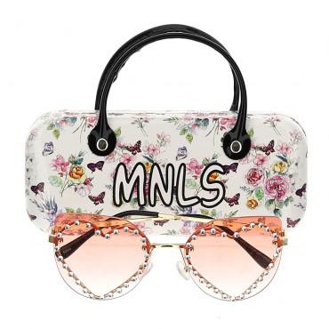 Okulary przeciwsłoneczne dla dziewczynki 004291