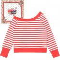 Dziewczęca bluza w pasy Liu Jo 004310
