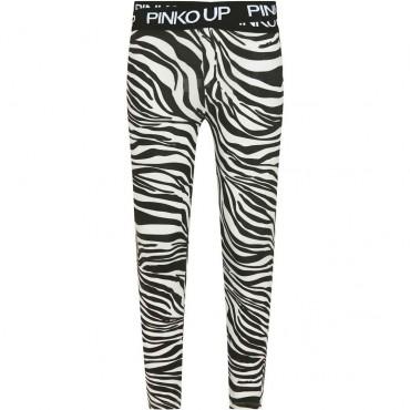 Legginsy dziewczęce animal print Pinko Up 004325 - ubrania dla nastolatek - sklep internetowy