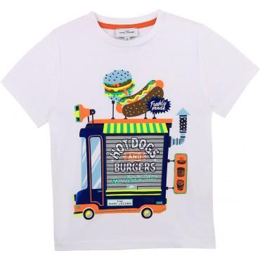 T-shirt chłopięcy TMJ z bawełny organicznej 004336 - ekskluzywne ubrania dla dzieci - sklep internetowy euroyoung.pl