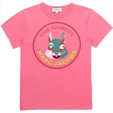 Koszulka dziewczęca The Mascot  Marc Jacobs 004360