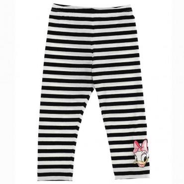 Legginsy dziewczęce w paski Monnalisa 004403 - ubranka dla dziewczynek - internetoey sklep dla dzieci euroyoung.pl