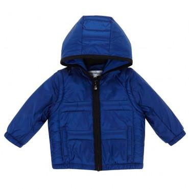Przejściowa kurtka niemowlęca Armani 004410 - ubranka dla niemowląt - internetowy sklep euroyoung.pl
