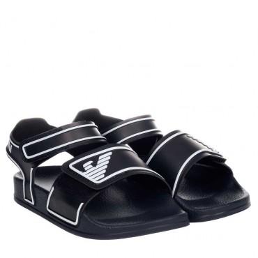 Sandały dla chłopca Emporio Armani 004458 - obuwie dla dzieci