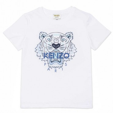 Koszulka dla dziecka Tiger Kenzo Kidswear 004493