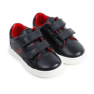 Sneakersy chłopięce Hugo Boss 004517*
