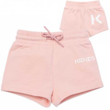 Szorty niemowlęce dla dziewczynki Kenzo 004541 - oryginalne ubranka dla maluchów - sklep internetowy
