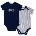 Body dla niemowlaka zestaw 2 szt Hugo Boss 004575