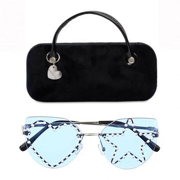 Okulary przeciwsłoneczne dla dziewczynki 004584