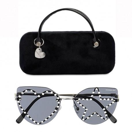 Okulary przeciwsłoneczne dla dziecka UV400 Monnalisa 004591 - sklep internetowy dla dzieci - ekskluzywne ubrania dla dziewczynek